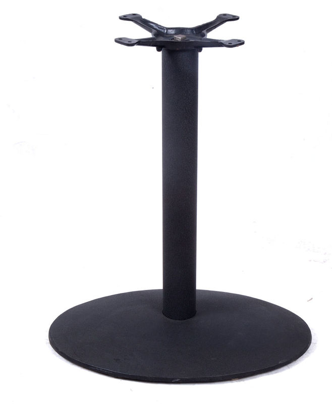 Modern Metal Bar Table Legs  Cast Iron Bistro Table Base  Dining Table Cafe Table
