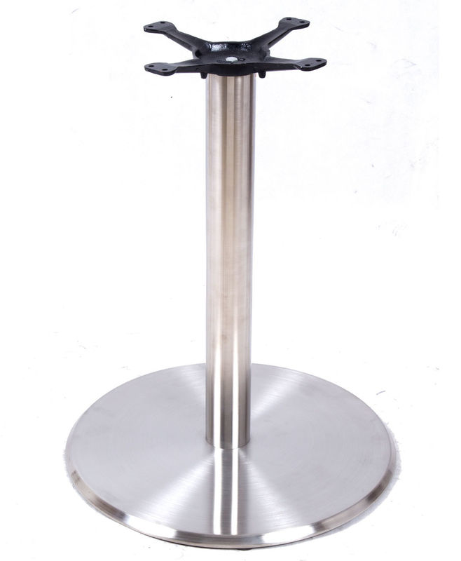 Modern Design Stainless Steel Table Legs Metal Frame Table Base Mirror Colour