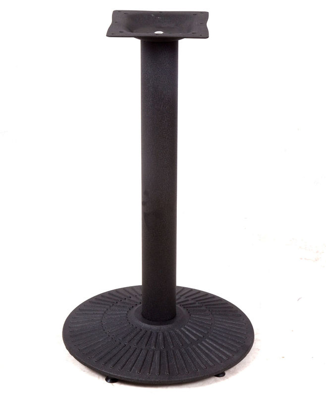 9103 Cast Iron Table Legs  Metal Dining Table Base Dining Room Bistro Table Base